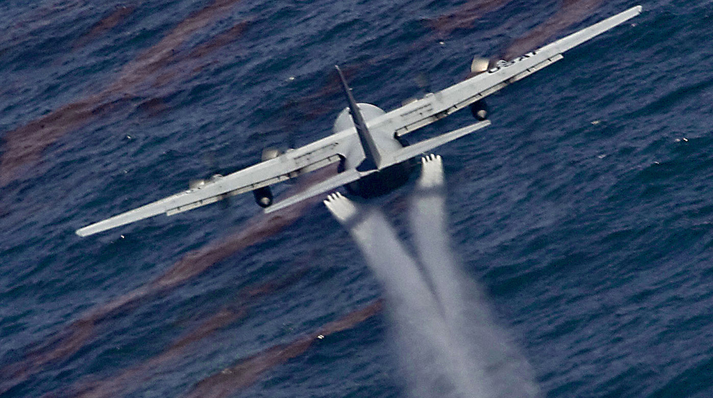 New ECOGIG research shows oil dispersants can suppress natural oil-degrading microorganisms