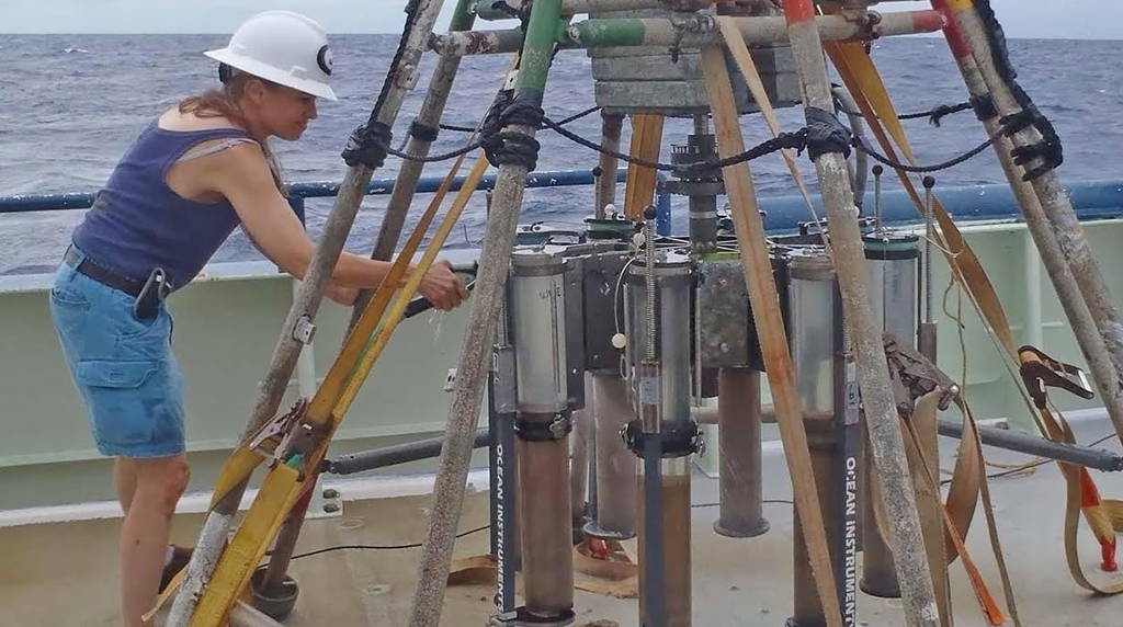 Study develops method to quantify DOSS in Gulf of Mexico sediments