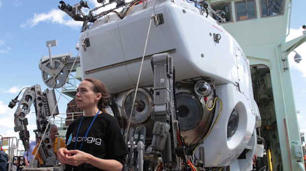 Interview: Deep-Sea Researcher Dr. Samantha Joye on Microbes in the Gulf