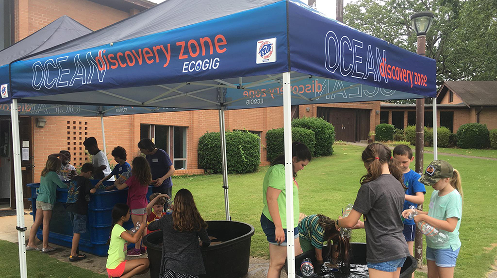 ECOGIG wraps up the summer 2016 Ocean Discovery Camp season