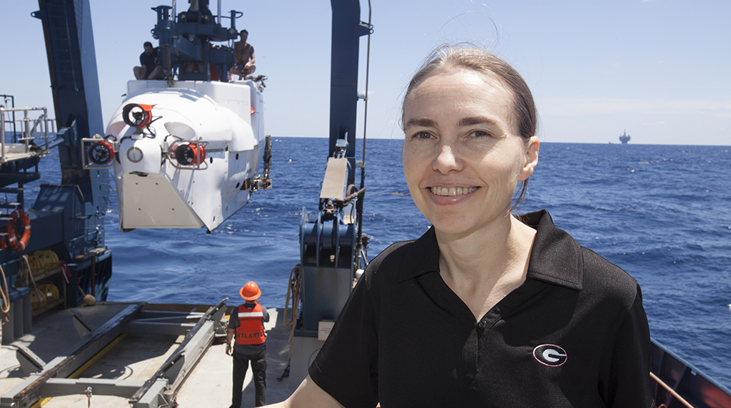 New article in Science calls for more natural baseline data collection in world's oceans