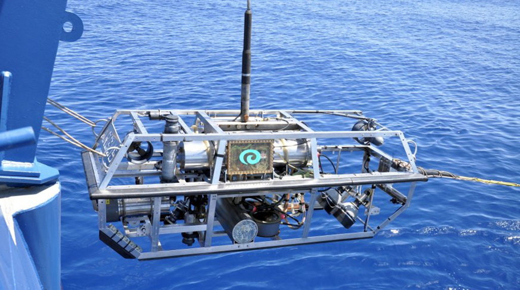 <div style='color:#000000;'><br /><br /><h2>ROV Argus- owned and operated by E/V Nautilus.</h2>Photo courtesy of Ocean Exploration Trust</div>